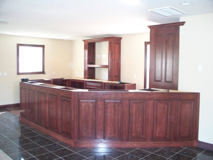 Bon Davis Custom Cabinets Is A Trustworthy, Locally Owned And Operated Wood  Working Company, Offering Quality Custom Commercial Cabinets.